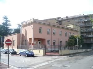 """Scuola dell'Infanzia """"Rione Napoli"""" Via Lungoliri Cavour - 03039 Sora (FR) Tel.0776/831239"""